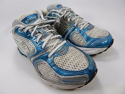 Saucony Hurricane X 10 Women's Running Shoes Size US 7 M (B) EU 38 White 10000-4