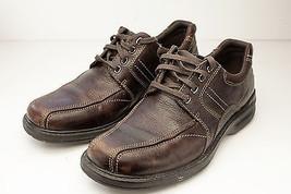 Clarks 9.5 Brown Men's Casual Shoe - $36.00