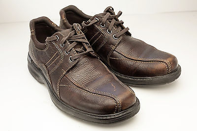 Clarks 9.5 Brown Men's Casual Shoe