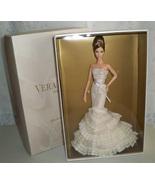 Vera Wang Bride Barbie Doll  The Romanticist Gold Label NRFB   - $350.00