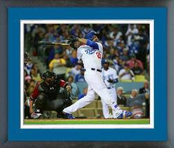 Adrian Gonzalez 2016 Los Angeles Dodgers - 1 1 x 14 Matted/Framed Photo - $42.95
