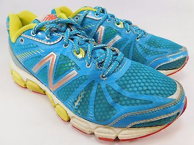 New Balance 780 V 4 Women's Running Shoes Size US 7.5 M (B) EU 38 Blue W780BY4
