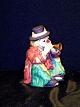 Emmett Kelly Clown Music Box Vintage AA19-1440 image 5
