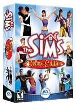 The Sims Deluxe Edition - PC [video game] - $45.26