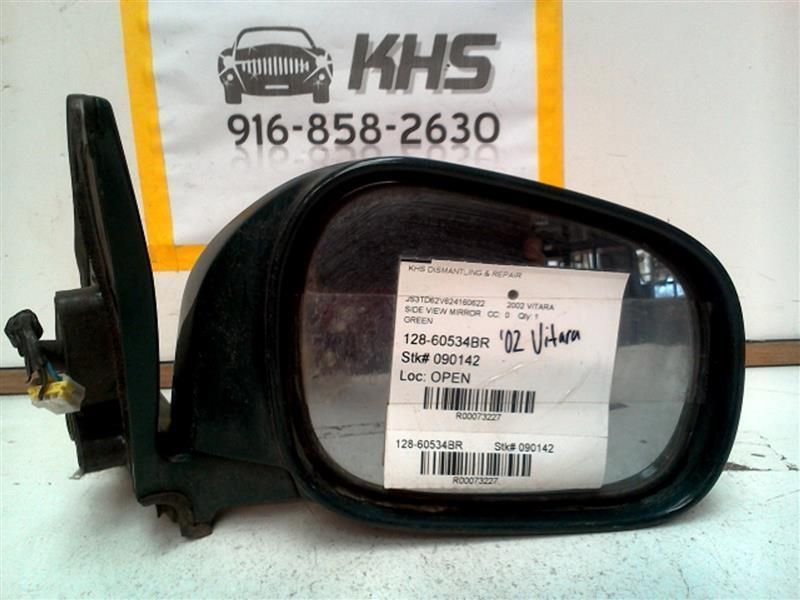 Primary image for Passenger Side View Mirror Power XL-7 Fits 01-02 VITARA 73227