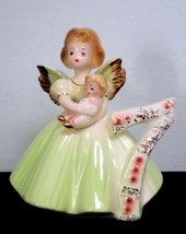 Vintage Black Eyed Josef Originals Birthday Girl Age 7 Figurine - $9.89