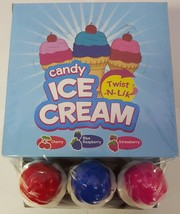 Ice Cream Twist Candy Novelty Party Box 2 Boxes (24 Pieces) -- FREE SHIP... - $42.50