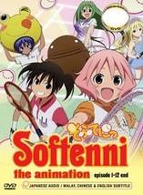 Softenni The Animation
