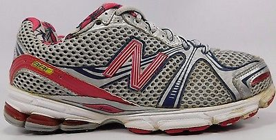 New Balance 880 Women's Running Shoes Size US.5.5 D WIDE EU 36 Gray Pink W880PS