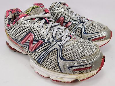 New Balance 880 Women's Running Shoes Size US.5.5 D WIDE EU 36 Gray Pink W880PS