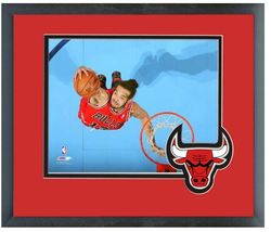 "Joakim Noah 2013 Chicago Bulls - 11"" x 14"" Matted and Framed Photo  - $43.55"