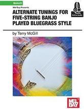 Alternate Tunings For 5 String Banjo/Bluegrass ... - $19.99