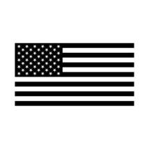 American Flag Waterproof Vinyl Decal Sticker for Door Windows Wall Car Bumper - $7.59+