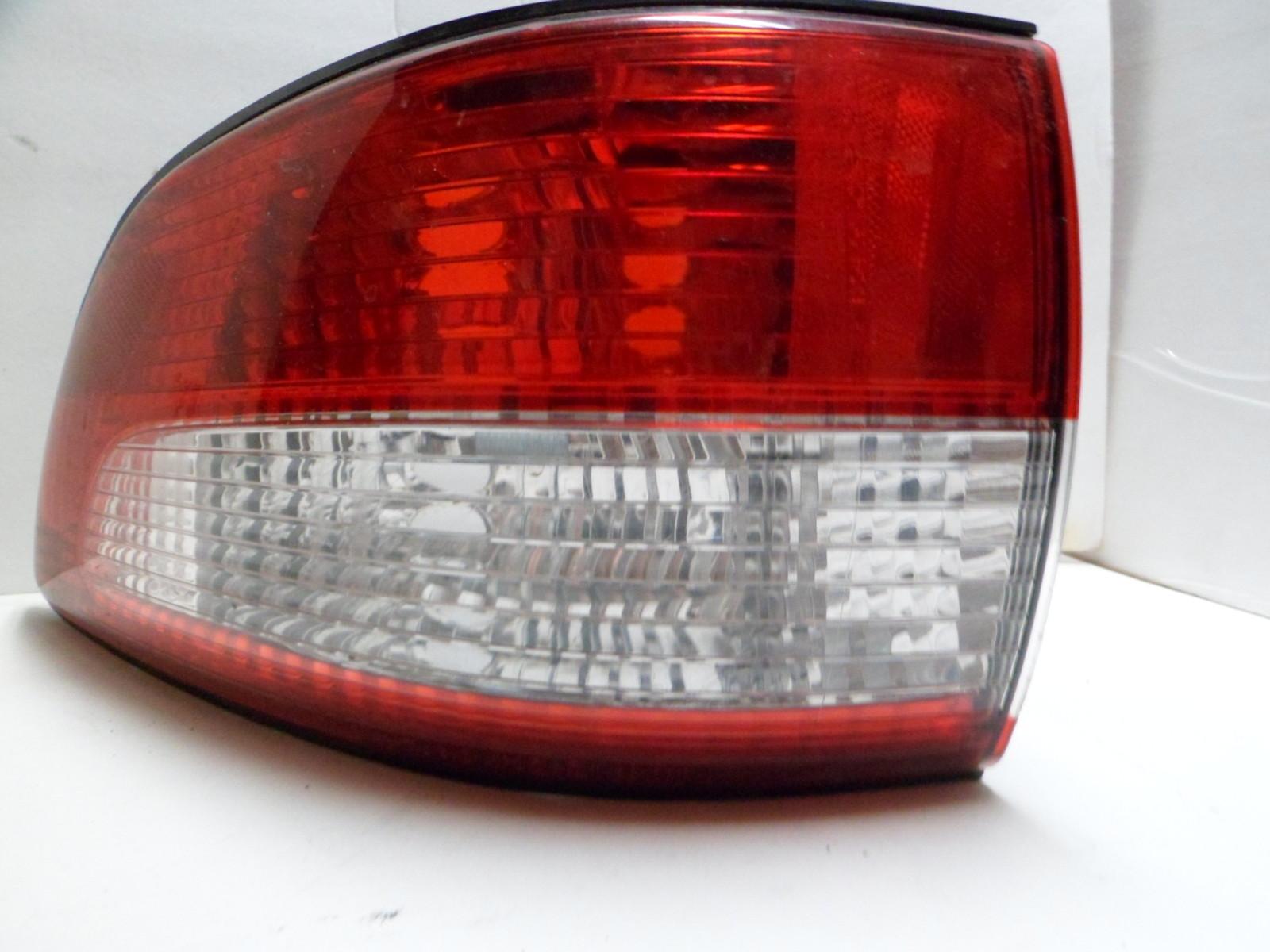 2002 Toyota Sienna Tail Lights - CARiD.com