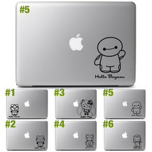 """Cute Hello Infused Vinyl Decal Sticker for 11 13 15 17"""" Macbook Air Pro Laptop - $4.05+"""
