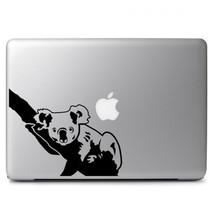 Cute Koala Animal for Macbook Air Pro Laptop Car Window Bumper Decal Sticker - $7.76
