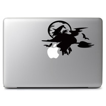 "Halloween Witch Vinyl Decal Sticker Skin for Macbook Air & Pro 11"" 13"" 15'' 17'' - $7.76"