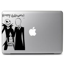 "Happy Halloween Vinyl Decal Sticker Skin for Macbook Air & Pro 11"" 13"" 15'' 17'' - $8.56"