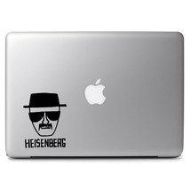 Heisenberg Drawing Breaking Bad for Macbook Laptop Car WindowVinyl Decal Sticker - $6.23