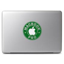MBP Starbucks Mock Green for Apple Macbook Air/Pro Laptop Vinyl Decal Sticker - $8.29