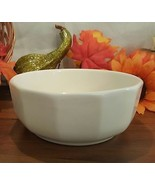 Pfaltzgraff White Heritage Bowls USA ( 4 AVAILABLE ) - $11.29