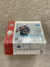 2001 Upper Deck UD Graded Hobby Box Factory Sealed Drew Brees & Tomlinso... - $375.00