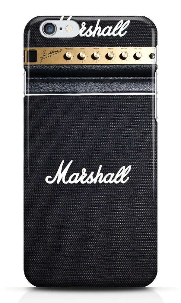 NEW Marshall JCM1 1 Watt Guitar Head Amp 2 IPHONE 6 PLUS HARD CASE