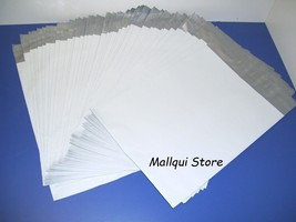 200 POLY SHIPPING BAGS 12x15.5 POLY MAILER ENVELOPES  MAILING BAGS- 2.5 Mil - $26.65