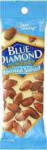 Blue Diamond Almonds, Roasted Salted, 1.5-ounce Packages (Pack of 12) - $21.20