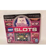 Kitty Glitter Slots 8 Game Collection, PC & Mac Game Teen Rated By ESRB - $6.05 CAD