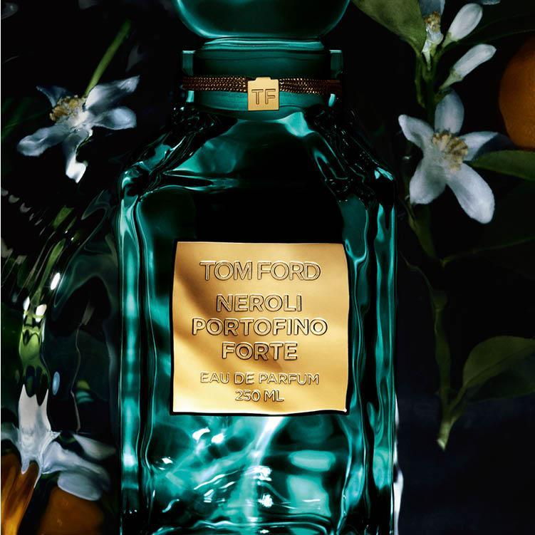 NEROLI PORTOFINO Forte by TOM FORD 5ml Travel Spray Mandarin Myrtle Perfume