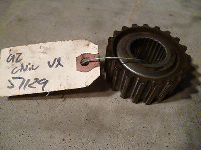 92-95 Honda Civic VX timing gear pulley fluctuation OEM SI D16 D16Z6 VTEC D15