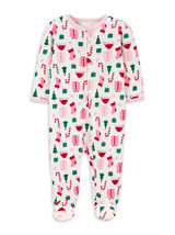 Child Of Mine Made By Carter's Newborns' Sleep N Play Outfit - $12.00