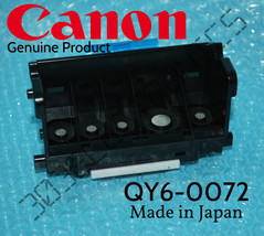 Genuine CANON  Printhead QY6-0072 for iP4600 MP... - $59.00
