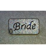Bride iPhone 6s Plus Case Sparkly Rhinestone iPhone 6 Case Bridesmaid Gi... - $20.00
