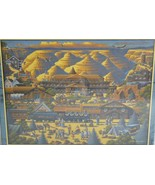 2004 Dowdle Folk Art ~ Grand Canyon by Eric Dowdle ~ 500 Piece Puzzle ~ New - $19.95