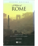 A History Of Rome Softcover Book Marcel Le Glay... - $4.99