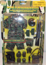 """12"""" Action Figure Military Gear Pack World Peacekeepers COMBAT CONTROLLER - $32.99"""