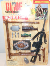 """Kenner 1997 Classic G.I.Joe Collection 12"""" Action RECON BASE CAMP MISSIO... - $32.99"""