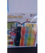 We R Memory Keepers Mini Album Kit SCHOOL 4X4 MINI ALBUM - $6.92