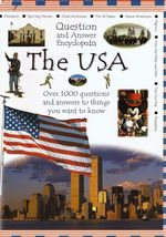 Question & Answer Encyclopedia USA Over 1000 Answers to Things You Want ... - $2.69