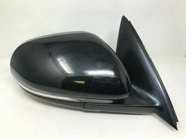 2010-2015 Jaguar XJ Passenger Side View Power Door Mirror Black OEM G215001 - $485.99