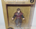 FUNKO Game of Thrones Legacy Collection Action Figure #2 TYRION LANNISTER NIB