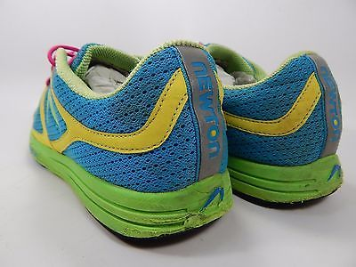 Newton Energy NR Women's Running Shoes Size US 10 M (B) EU 41.5 Blue Yellow