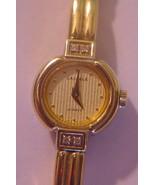 VINTAGE LASSALE SEIKO WOMEN'S GOLD TONE DRESS W... - $98.95