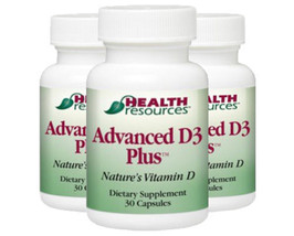 Advanced D3 Plus by Health Resources - $45.49+
