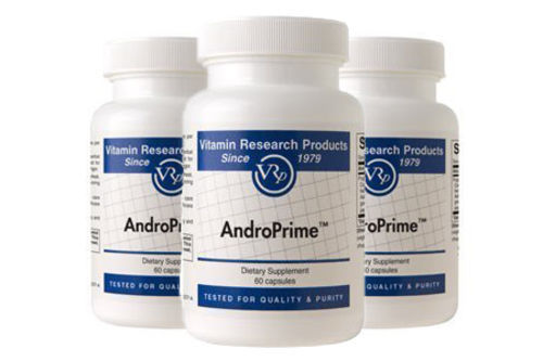 Androprime Formerly named Natural Libido Enhancers by Vitamin Research