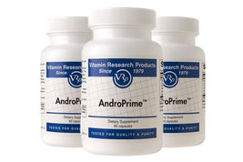 Androprime Formerly named Natural Libido Enhancers by Vitamin Research - $39.55+