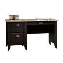 Sauder Samber Desk, Granite/Jamocha Wood (549902) - $249.99
