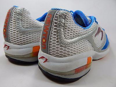 Newton Gravity Men's Running Shoes Size US 13 M (D) EU 47 White Blue